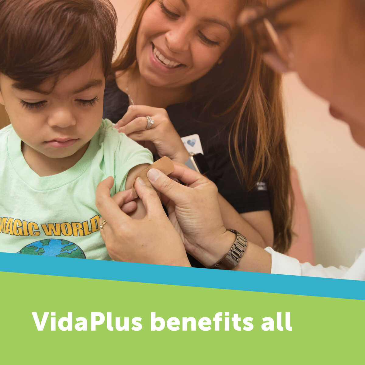 VidaPlus benefits all.